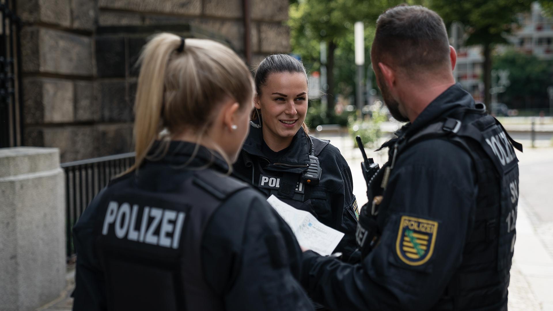 Polizei Jobs